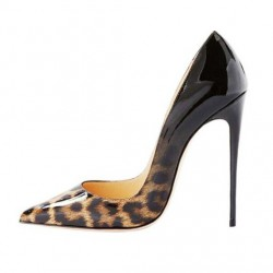 ELLIE-120LB Stiletto Heel Pumps