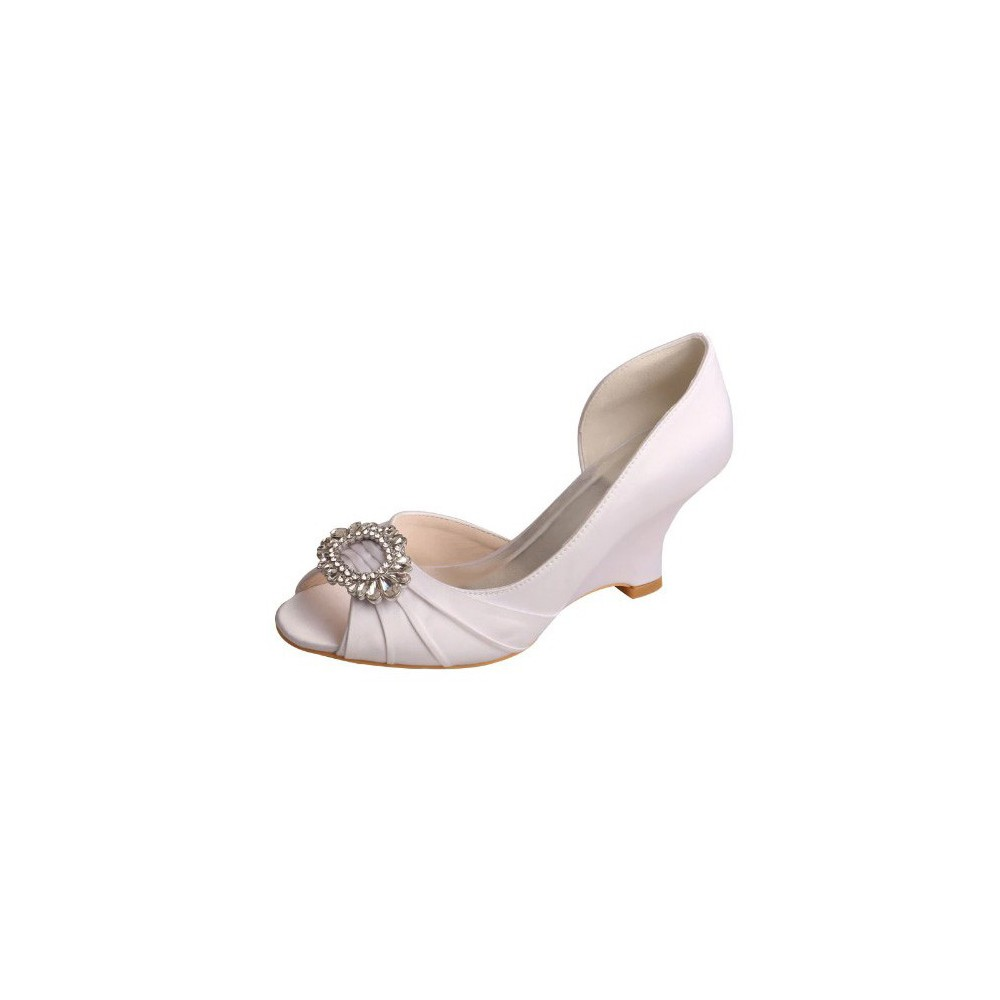Iheels Diamante WedgesBridal D'orsay Shoes Australia UMjSVpzLqG
