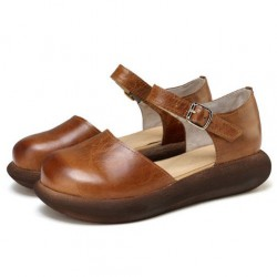 Colorado-WS02 Mary Jane Sandal Flats