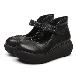 Colorado-C01 Woven Mary Jane Creepers